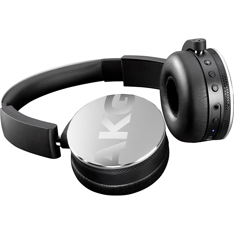 AKGY50 On-Ear BT HeadphoneSilver