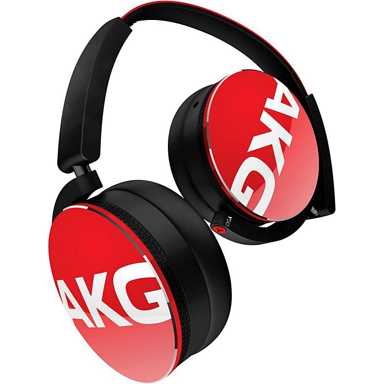 AKGY50 On-Ear HeadphoneRed