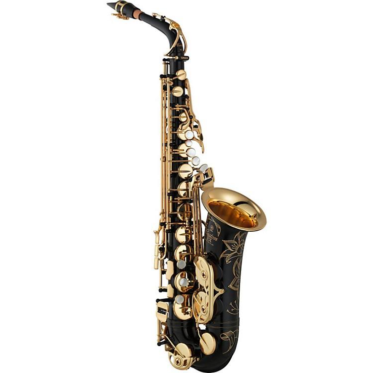 YamahaYAS-875EXII Custom Series Alto SaxophoneBlack Lacquer