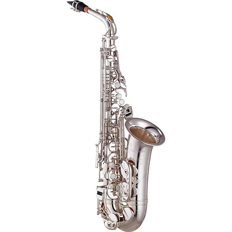 YamahaYAS-875EXII Custom Series Alto SaxophoneSilver Plated
