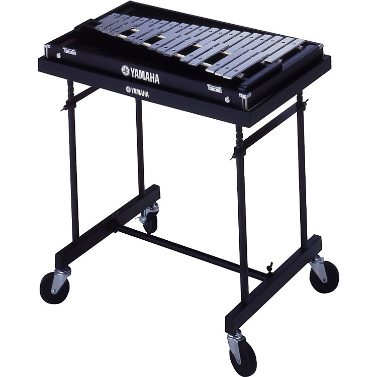 YamahaYG-1210S100 CONCERT BELLS WITH ROLLING STAND