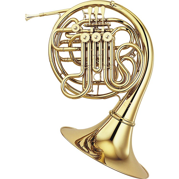 YamahaYHR-668DII Professional Double French Horn