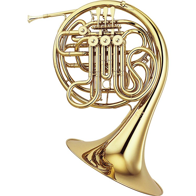 YamahaYHR-668II Professional Double French Horn