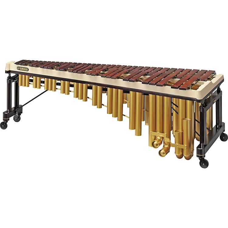 YamahaYM6100C 5 Octave Keiko ABE Grand Marimba with Cover