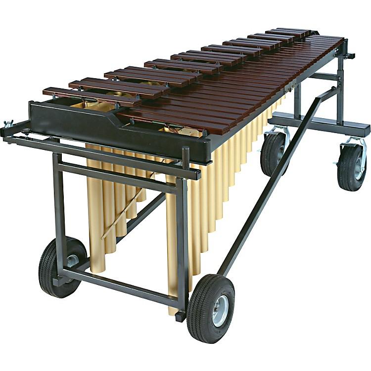 YamahaYMT-2400C Intermediate Acoustalon Marimba with Tough-Terrain Frame