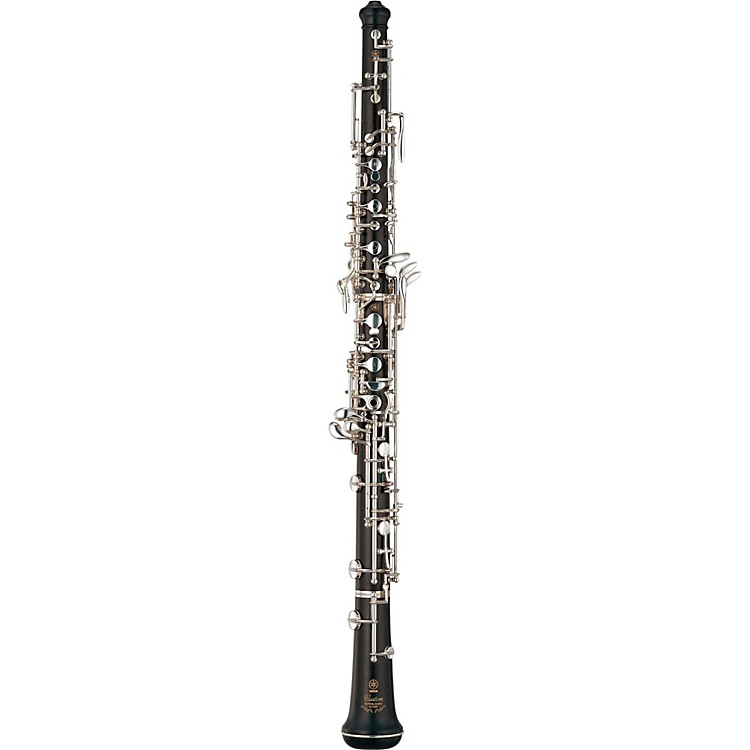 Yamaha YOB-841 Series Oboe Grenadilla American Bore, Ebonite Lined Upper Joint