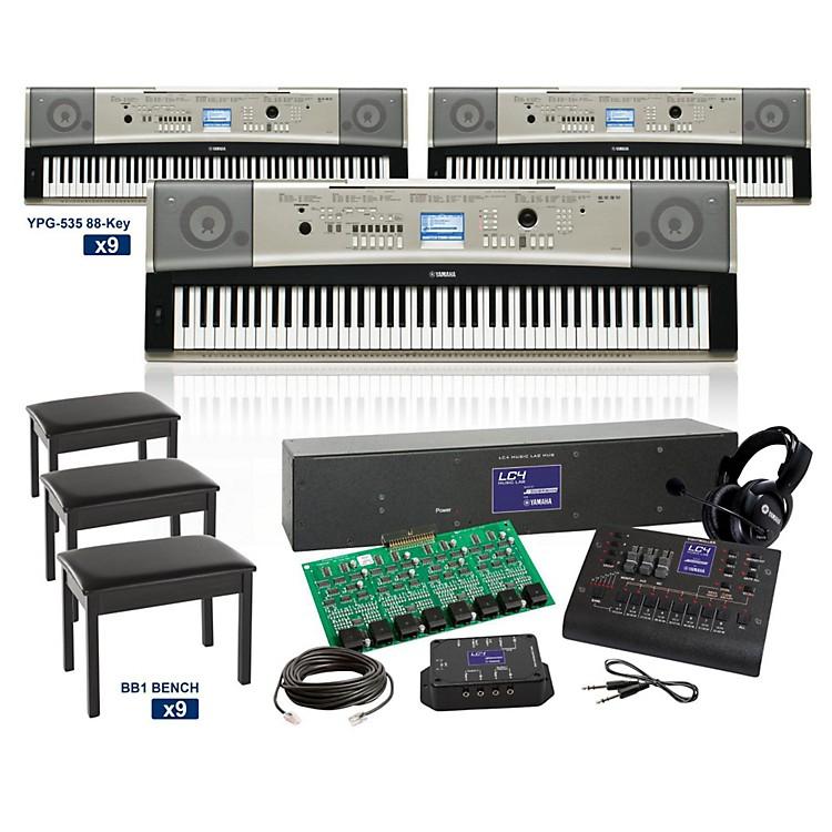 YamahaYPG-535 88-Key Grand LC4 Keyboard Lab