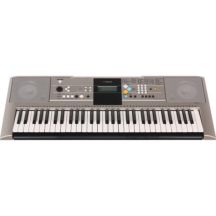 yamaha ypt320 61 key portable keyboard music123. Black Bedroom Furniture Sets. Home Design Ideas