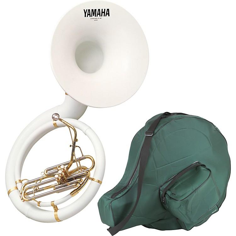 YamahaYSH-301B Series Fiberglass BBb Sousaphone with Soft Carrying Bag