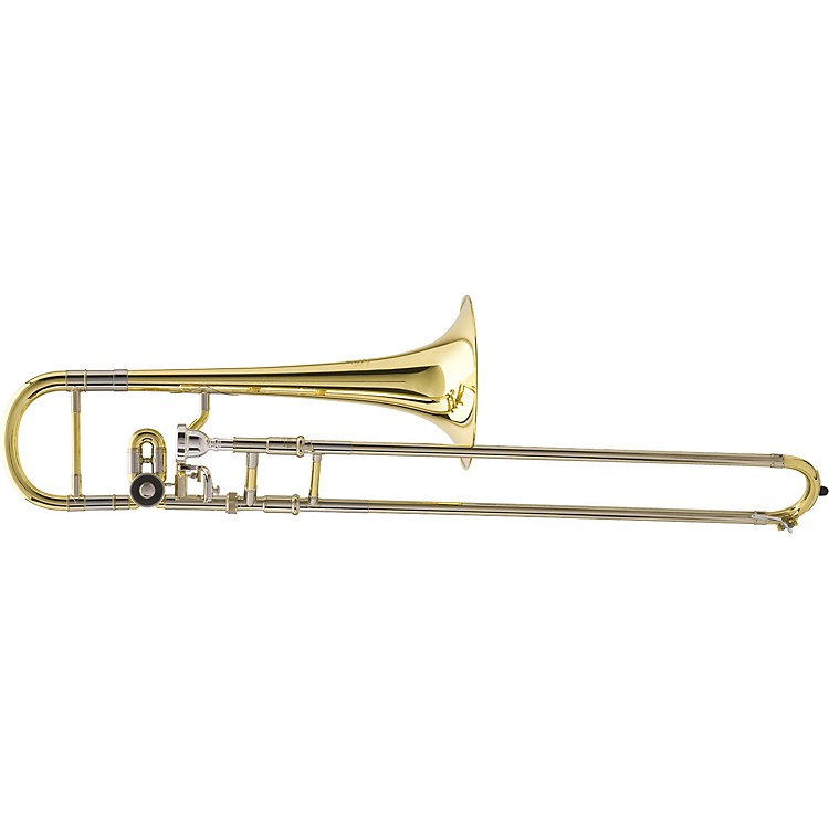 Yamaha YSL-872 Custom Series Alto Trombone with Trill Rotor YSL-872 Lacquer