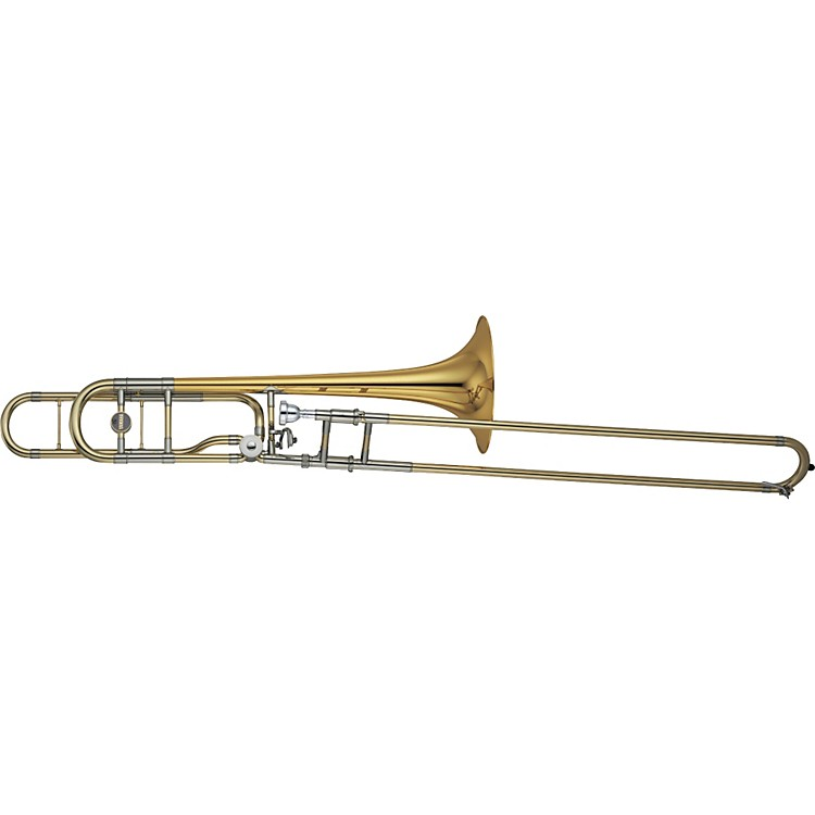 YamahaYSL-882O Xeno Series F-Attachment TromboneLacquerGold Brass Bell