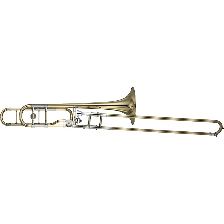 Yamaha YSL-882O Xeno Series F-Attachment Trombone Lacquer Yellow Brass Bell