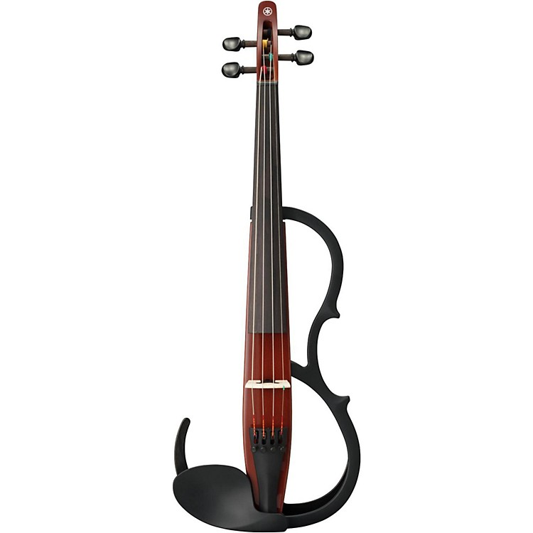 Yamaha YSV104 Electric Violin  Brown