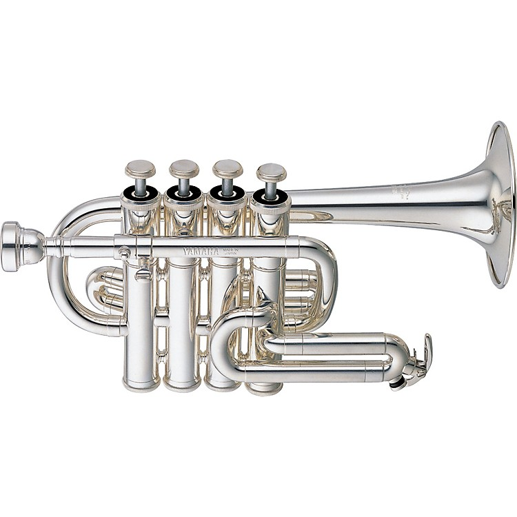 Yamaha YTR-6810S Series Bb / A Piccolo Trumpet