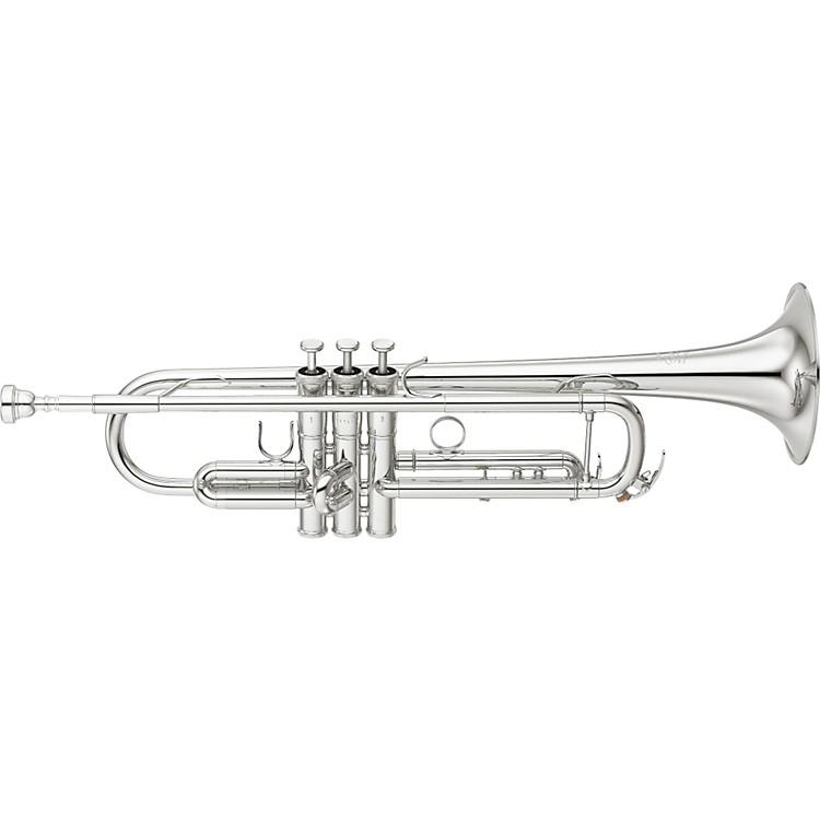 YamahaYTR-8335LA Custom Series Bb TrumpetSilver