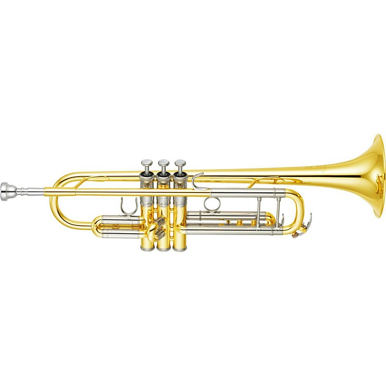 YamahaYTR-8345 Xeno Series Bb TrumpetSilver