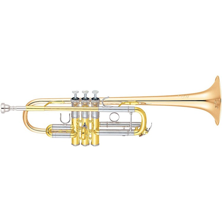 Yamaha YTR-8445 Xeno Series C Trumpet YTR-8445 Lacquer
