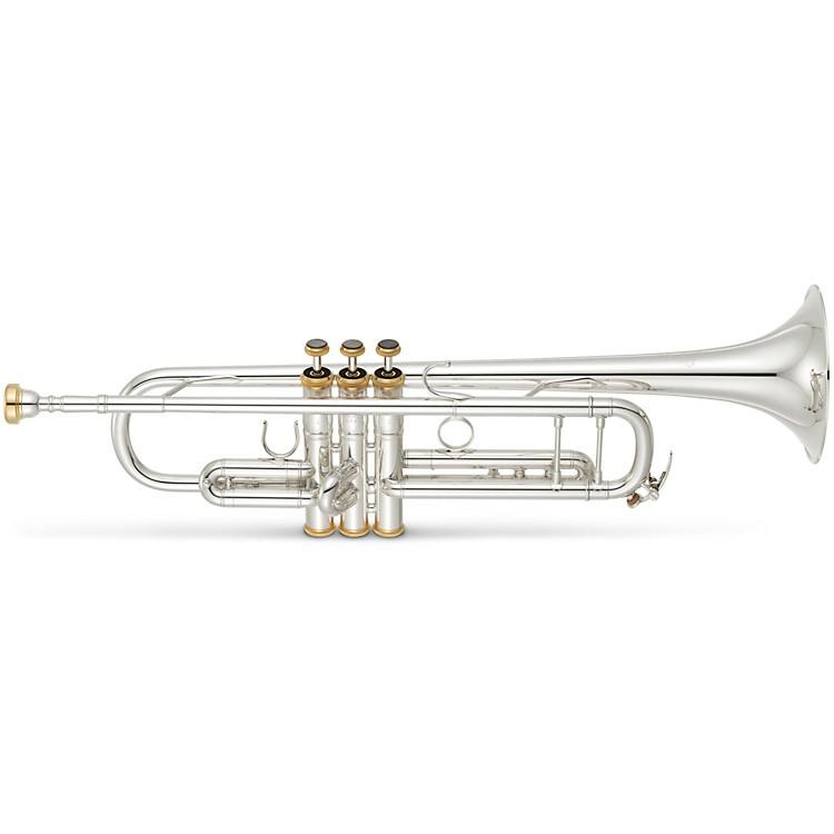 YamahaYTR-9335VSII Allen Vizzutti Custom Series Artist Handpick Bb TrumpetSilver plated