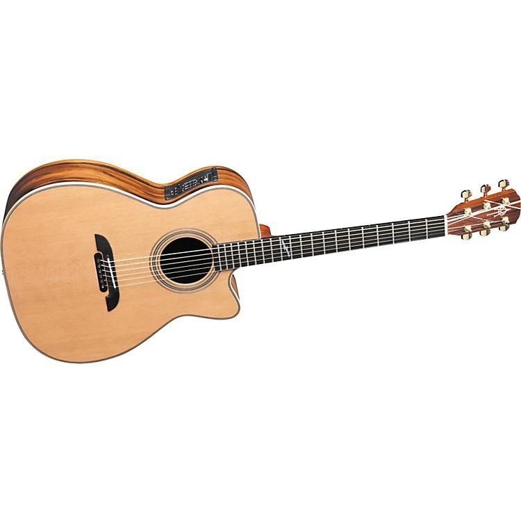 AlvarezYairi WY1BW Bob Weir Signature Acoustic-Electric Guitar