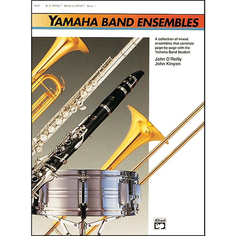 AlfredYamaha Band Ensembles Book 1 Horn in F