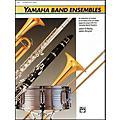 Alfred Yamaha Band Ensembles Book 2 Piano Acc./Conductor's Score