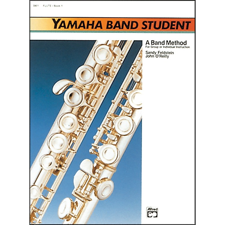 AlfredYamaha Band Student Book 1 B-Flat Trumpet/Cornet