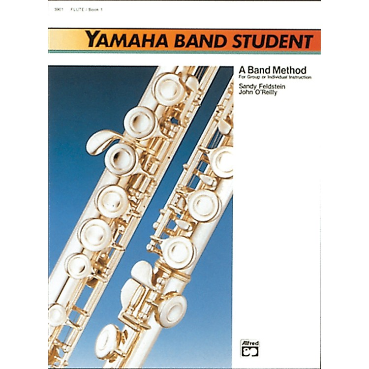 AlfredYamaha Band Student Book 1 Bass Clarinet