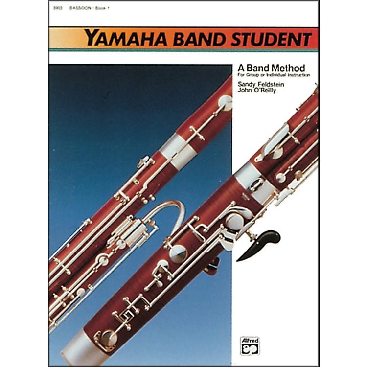 AlfredYamaha Band Student Book 1 Bassoon