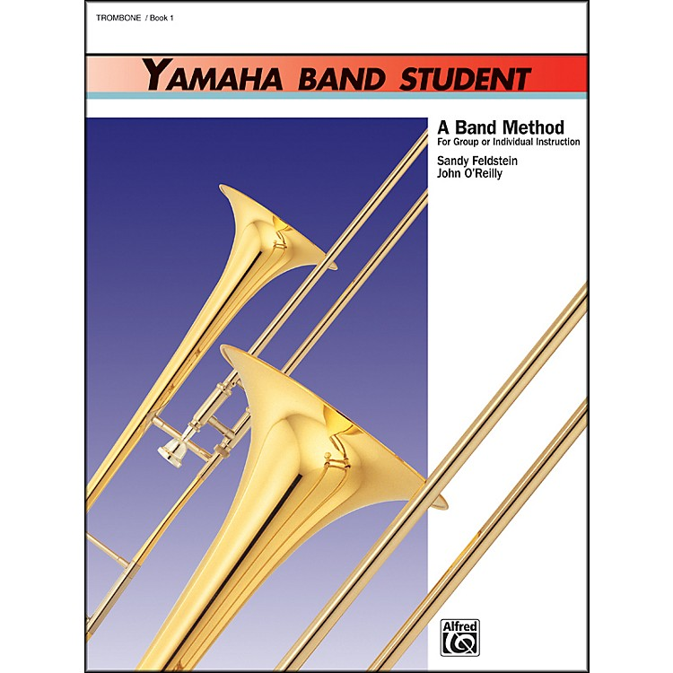 AlfredYamaha Band Student Book 1 Trombone