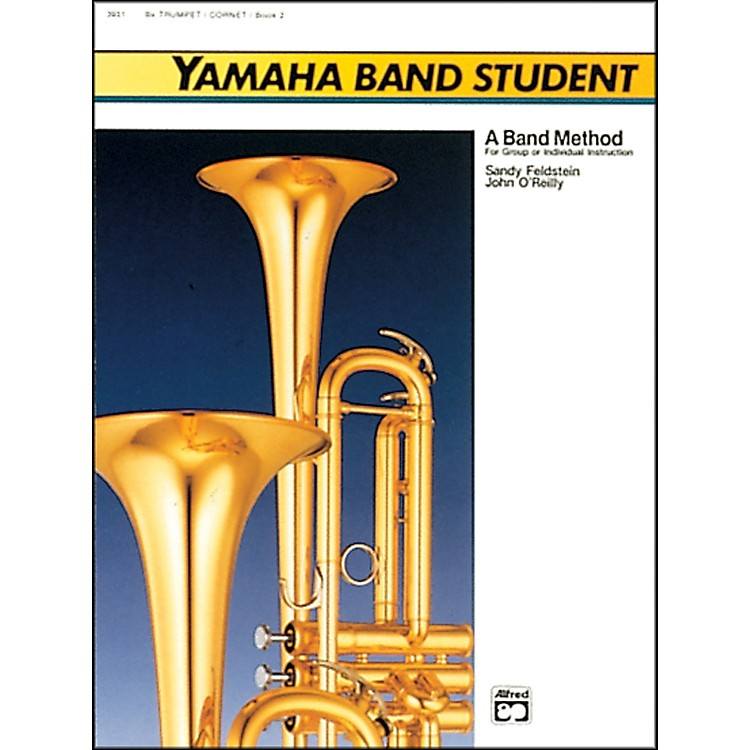AlfredYamaha Band Student Book 2 B-Flat Trumpet/Cornet