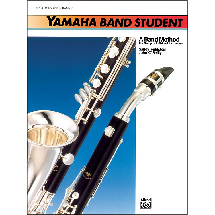 Alfred Yamaha Band Student Book 2 Flute