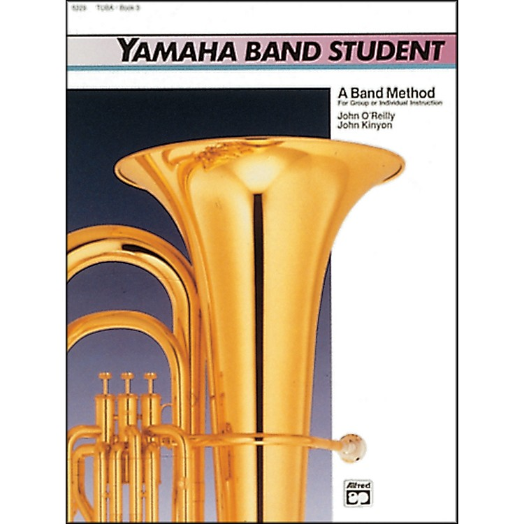 AlfredYamaha Band Student Book 3 Tuba