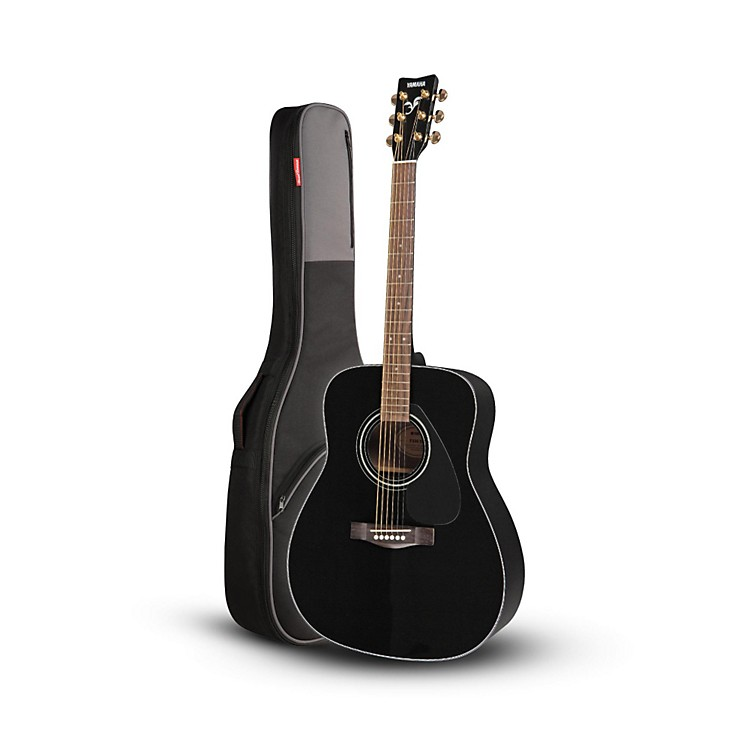 yamaha f335. yamaha f335 acoustic guitar black with road runner rr1ag gig bag