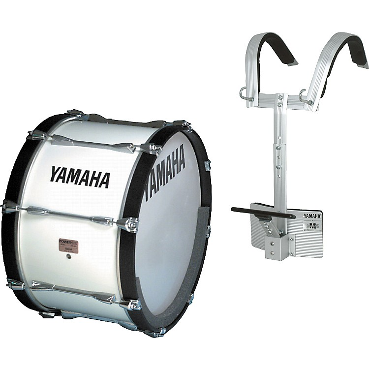 Yamaha Yamaha Power-Lite 22 Inch Bass Drum /w Carrier