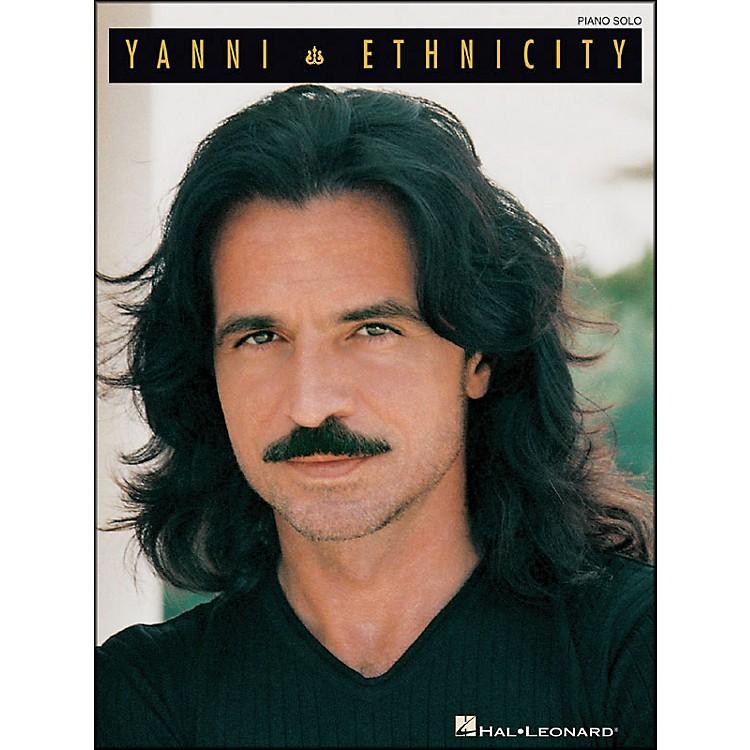 Hal LeonardYanni Ethnicity Piano Solo