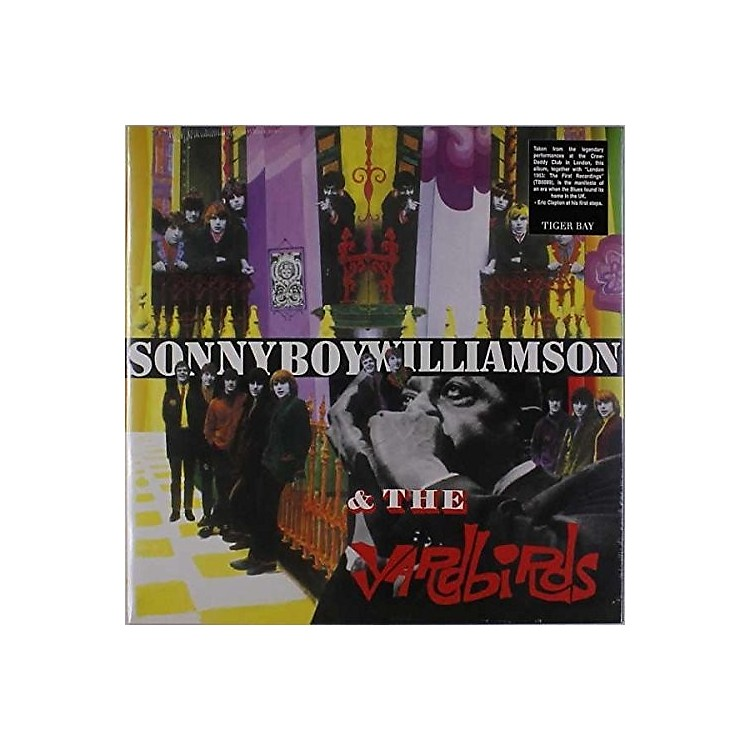 AllianceYardbirds & Sonny Boy Williamson