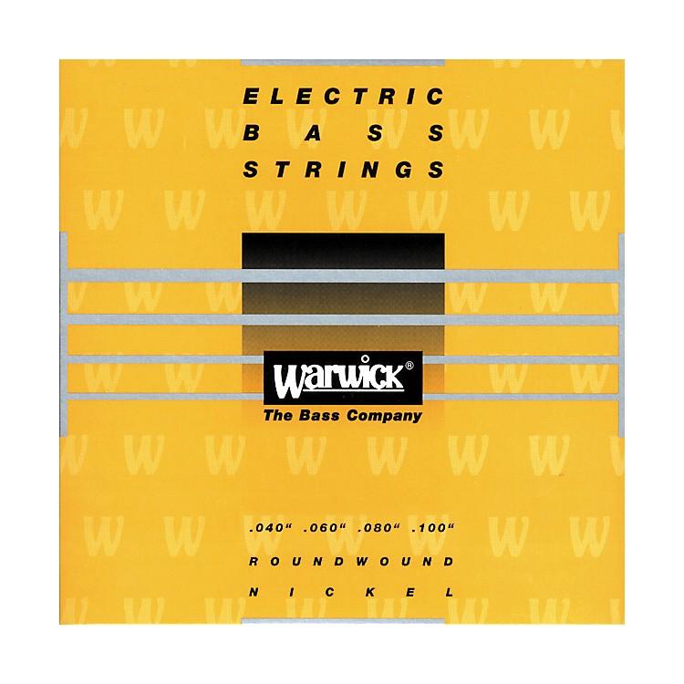 WarwickYellow Label Nickel Medium Light 4-String Bass Strings
