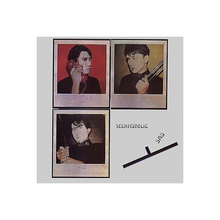 AllianceYellow Magic Orchestra - Technodelic (standard Vinyl Edition)