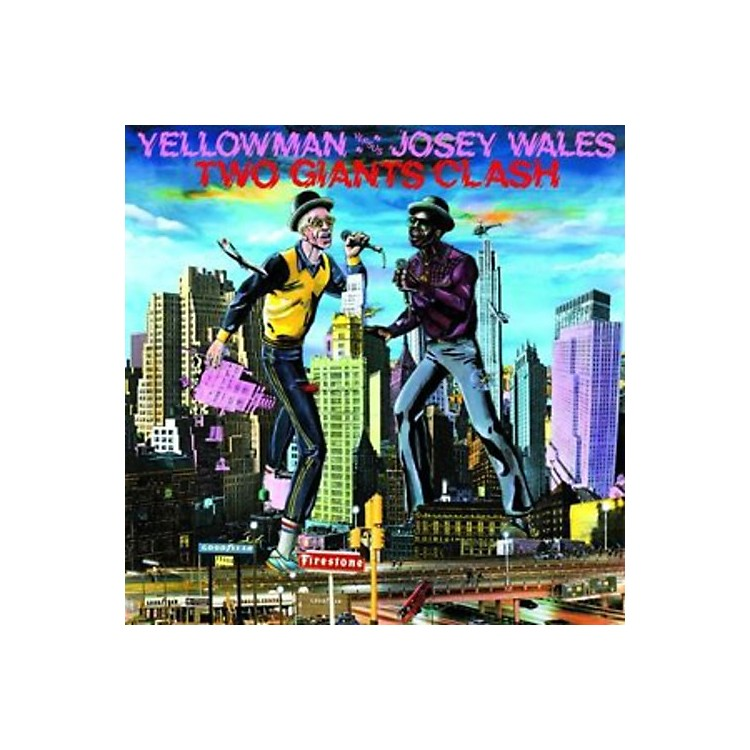Alliance Yellowman - Two Giants Clash