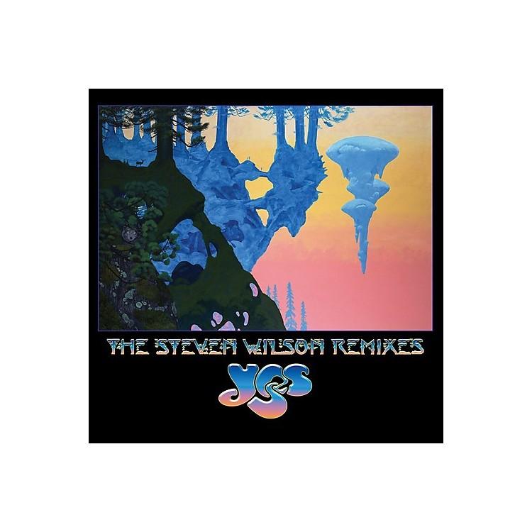AllianceYes - Steven Wilson Remixes