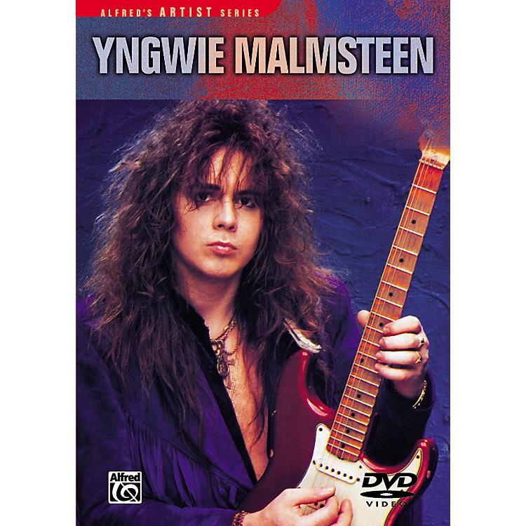AlfredYngwie Malmsteen DVD