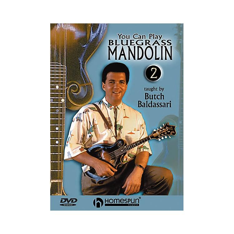 HomespunYou Can Play Bluegrass Mandolin 2 (DVD)