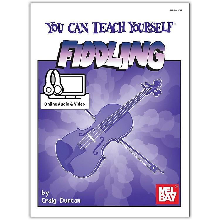 Mel BayYou Can Teach Yourself Fiddling, Book plus Online Audio