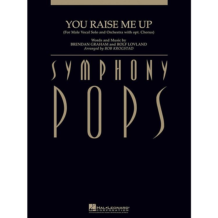 Hal LeonardYou Raise Me Up Symphony Pops Series Arranged by Bob Krogstad
