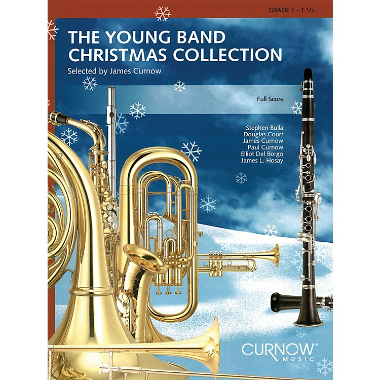 Curnow MusicYoung Band Christmas Collection (Grade 1.5) (Trombone/Euphonium BC/Bassoon Part) Concert Band