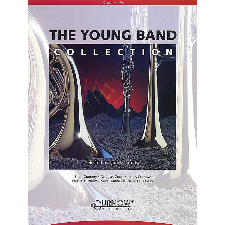 Curnow Music Young Band Collection (Grade 1.5) (Score) Concert Band Level 1.5