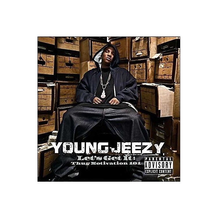 Alliance Young Jeezy - Let's Get It: Thug Motivation 101