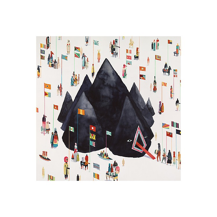 AllianceYoung the Giant - Home Of The Strange