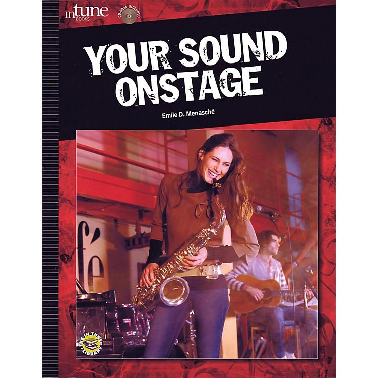 Hal LeonardYour Sound Onstage Book/CD-ROM