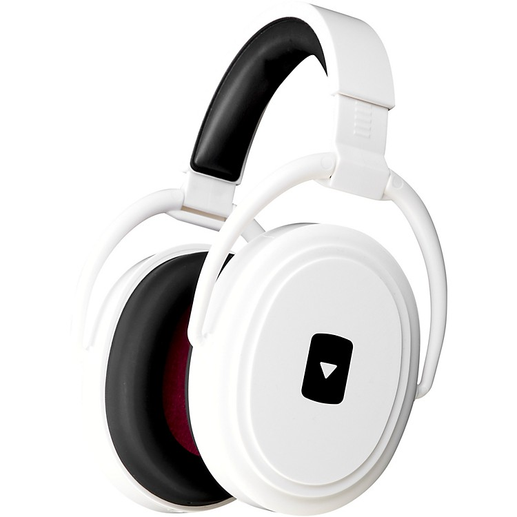 Direct SoundYourtones Plus+ Total Hearing Protection Volume Limiting Headphone in Alpine White